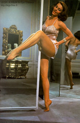 cyd charisse17 (Glamour Daze) Tags: people paris beauty fashion vintage glamour women legs dancer lingerie retro 1940s hollywood 1950s actress stunning hosiery fishnets females swimsuit performer burlesque siren pinup daze girdle outerwear cydcharisse