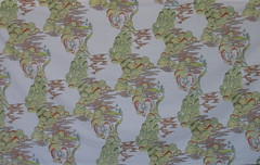Decomposer Fabric (lili.d) Tags: fungi slug repeatpattern detritivore