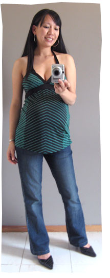 Daily Outfit - 36 weeks pregnant