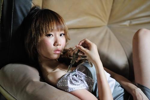 [フリー画像] 人物, 女性, アジア女性, 台湾人, 201008081500