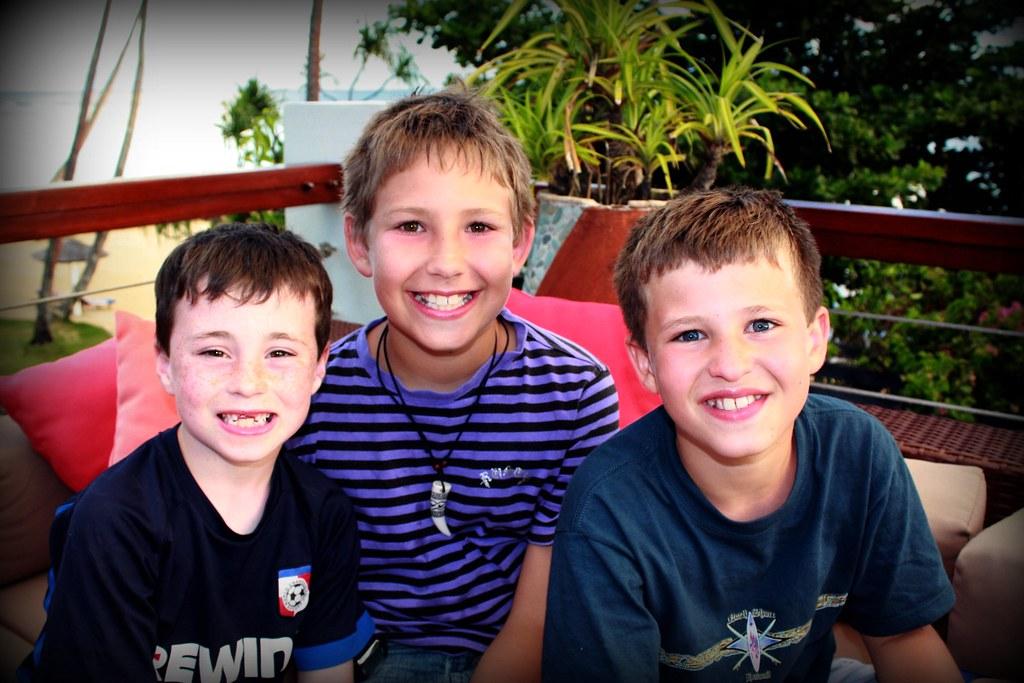 the fiji boys