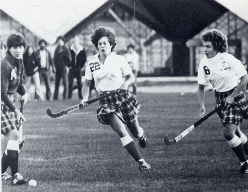 Women's field hockey, 1982