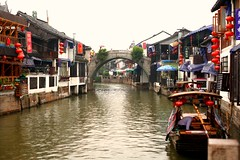Zhujiajiao, China (Chimay Bleue) Tags: china architecture shanghai expo fair architect international worlds chine