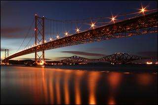 Forth Bridges 11-02-2010