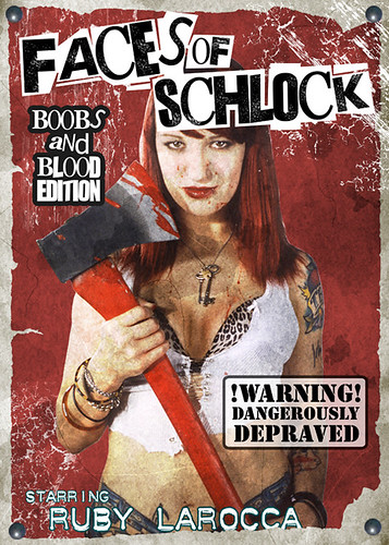 Faces of Schlock DVD