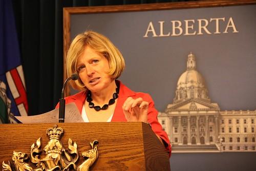Edmonton-Strathcona NDP MLA Rachel Notley