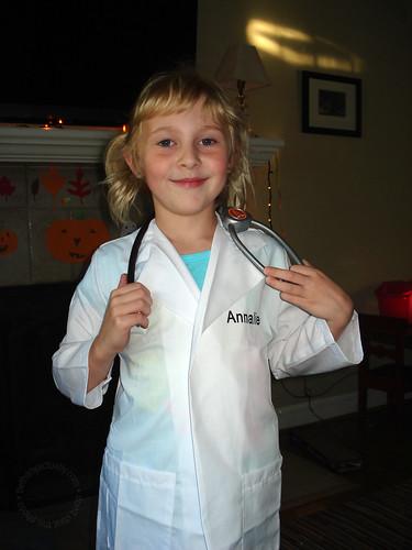 Dr. Annalie