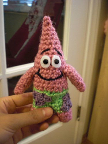 Patrick Star Front