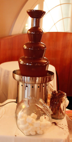GeorgiaBrowns_ChocolateFountain