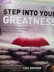 Step Into Your Greatness by Les Brown