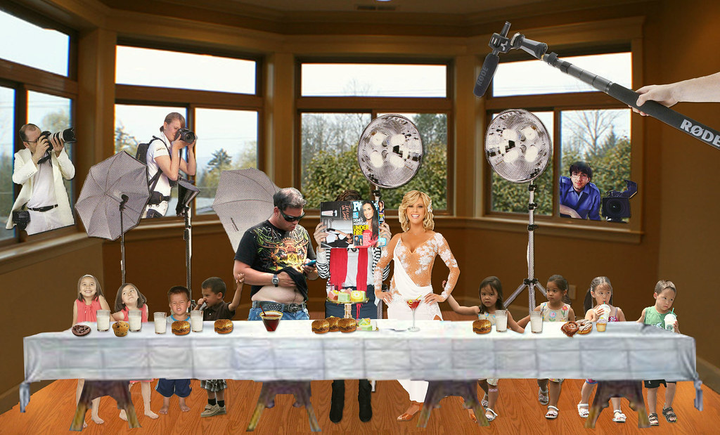 Jon and Kate's Last Supper