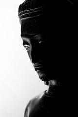 357/365 - Thoughts (Alex Stoen) Tags: bw black france blancoynegro face look statue stone canon thailand nose blackwhite flickr noiretblanc buddha negro cara picasa buddhism nb bn stare vista marble estatua lamirada nariz graduated marmol picassa piedra remoteflash degradado buddismo project365 ste2 canonste2 ef24105f4lisusm 580exii canonspeedlite580exii speedlite580exii puymras canoneos5dmarkii 357365 5dmk2 alexstoen alexstoenphotography christmas2010
