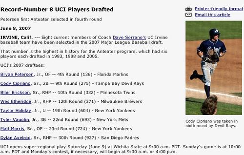 Go UC Irvine!
