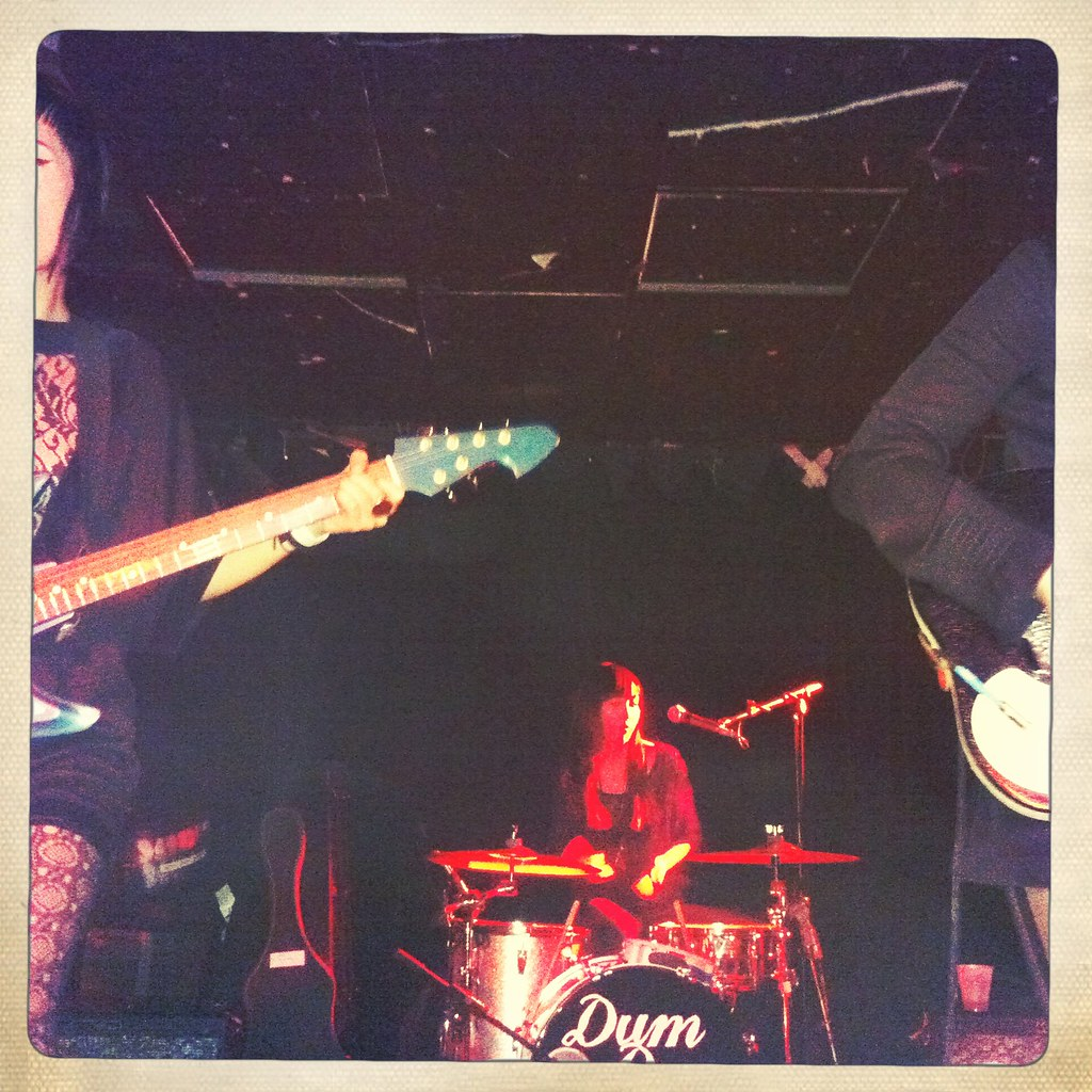 Dum Dum Girls ::: Hi-Dive ::: 02.21.11
