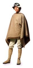Luke hat poncho