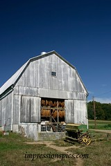 Amish Tobacco Barn