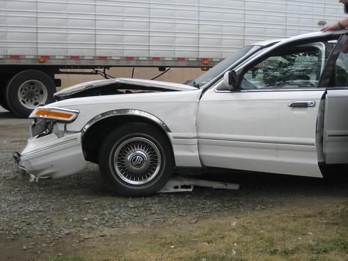 RIP: Jasper's Car