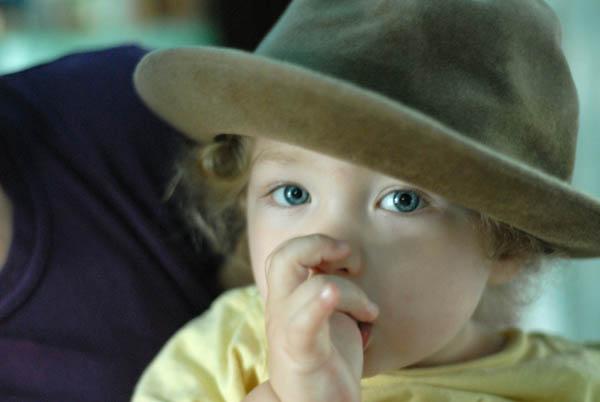 Enzo Hat.