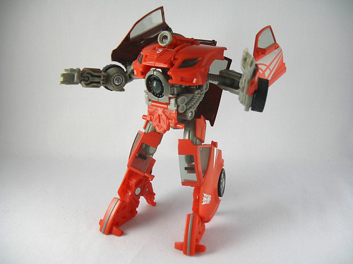 Transformers Movie Swindle (bot mode)
