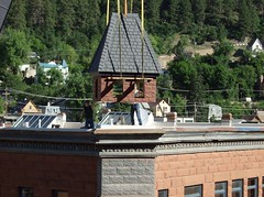Deadwood South Dakota (Fran 53) Tags: road trip summer tower south devils july wyoming dakota deadwood 2007