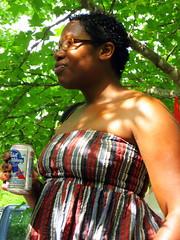 PBR (abbyladybug) Tags: glasses virginia shadows pbr hottie halifax dottie flickrmeetups flickrstock dottiebobottie dottielou rsgmeetup20070714 halifaxva dottilou rsgmeetups