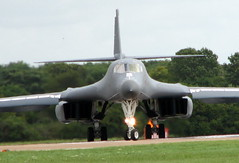 RIAT 2007 (Flight Fantastic) Tags: aircraft airshow b1 riat b1b riat2007