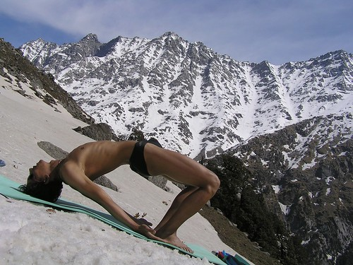 Tibetan Yoga in the Mountains