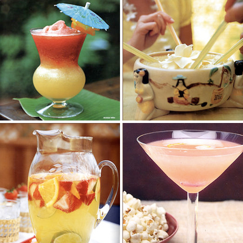 cocktail recipies