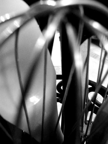 Black and White Kitchen Utensils
