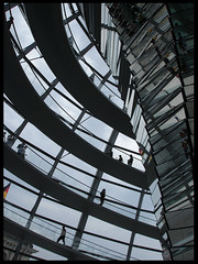 Berlin | Spiral Thoughts (tochis) Tags: sky abstract berlin glass architecture germany deutschland arquitectura geometry silhouettes parliament reichstag normanfoster cielo dome alemania bundestag siluetas parlamento sirnormanfoster geometra fosterpartners superaplus aplusphoto goldenphotographer deletedfromtheworldthroughmyeyes deletedfromflckrhearts deletedfromthepritzkerprize deletedfromvisittheworldthetravelguide deletedfromholidaysvacanzeurlaub deletedfromamateurshighfive deletedfromshiningstars