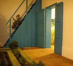 Inside the courtyard - by Sholeh