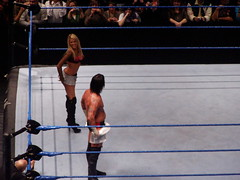 Mike Knox w. Kelly Kelly vs. CM Punk by schneller_blitz (schneller_blitz) Tags: mike punk raw tour live 2006 cm knox kelly wwe nrnberg smackdown houseshow
