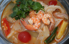 Prawn Tom Yum (ChenAmy) Tags: food soup spicy iatethis tomyum thaifood hotsour tomyumgoong spicysoup prawntomyum