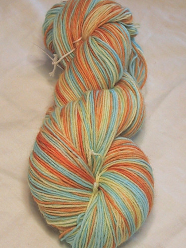Take On Me Sock Yarn