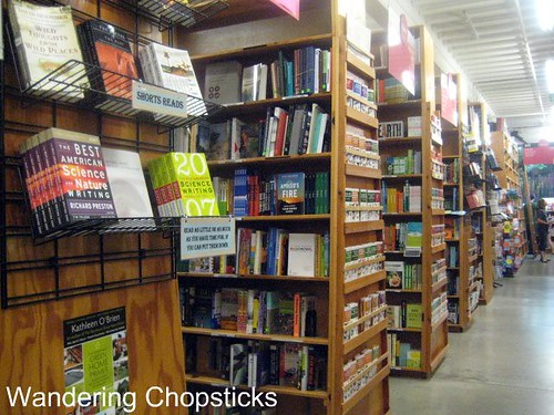 Day 4.13 Powell's Books - Portland - Oregon 9