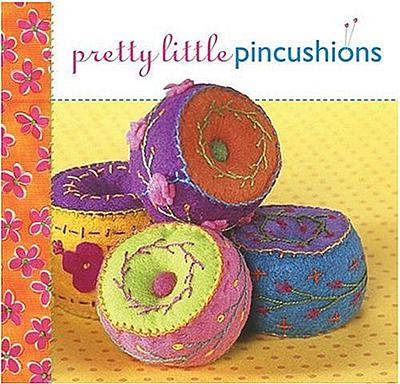 pretty little pincushions book