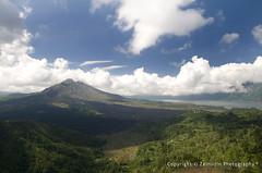 Mount Batur, Bali (My Pretty Bride) Tags: bali lake indonesia volcano gunung lanscape batur danau kintamani