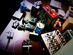 Hand Made Music Gizmos