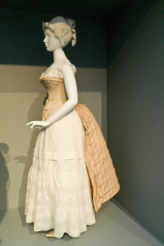 European Women's Undergarments, late 19th Century - Fashioning Fashion -