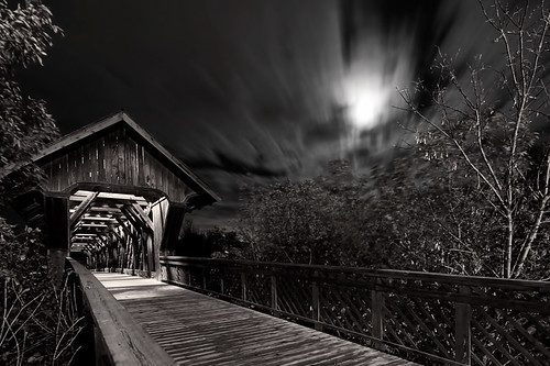 Covered Bridge by John Q6