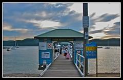 Palm Beach Wharf (KreativeKewl) Tags: warf australia palmbeach