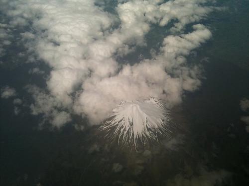 ニュージーランド富士と呼ばれるマウント・タラナキ