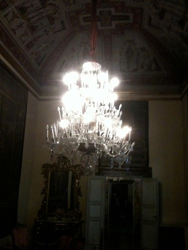 Medici-Ricciardi Palace chandelier, Florence