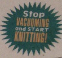 Knittin with Dog Hair Catchphrase 00
