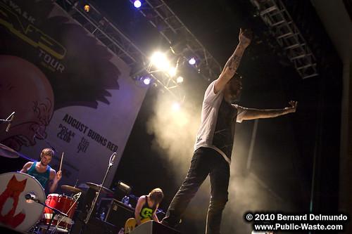 AP Tour - 057 - Emarosa