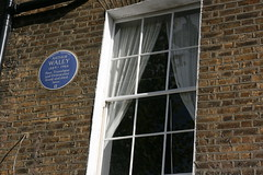 Photo of Arthur Waley blue plaque