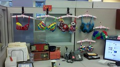 Blung Bras for Charity (Griffity) Tags: b ebay susan bra cancer jim research cube bling griffith griff koman