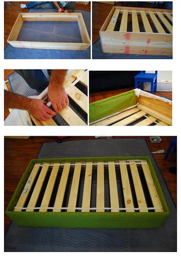 Post: Hágalo usted mismo: Cómo construir una cómoda cama.