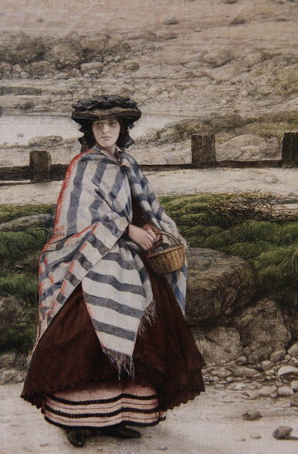 Part of Pegwell Bay, Kent, William Dyce