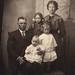 William Isom Brady family